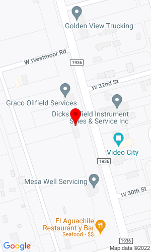 Google Map of West Texas Boring Co, Inc. 3111 Fm 1936, P.O Box 69396, Odessa, TX, 79769