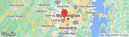 Map of 3116 NELSON STREET N ARLINGTON, VA 22207