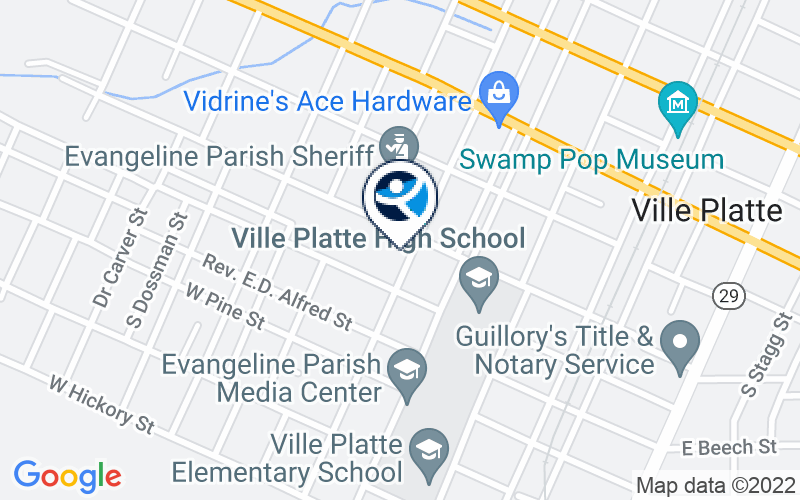 Ville Platte Behavioral Health Clinic Location and Directions