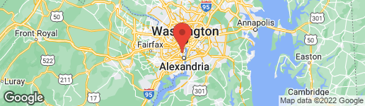 Map of 3135 Mt Vernon Ave Alexandria, VA 22305