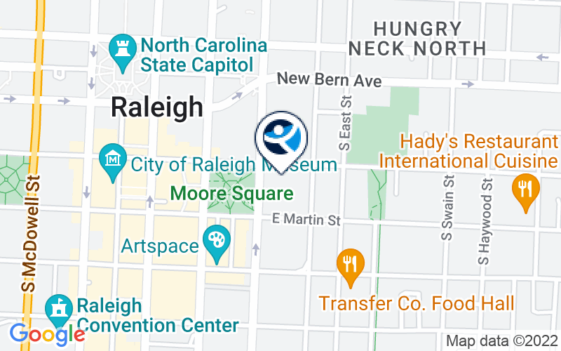 Raleigh Rescue Mission Location and Directions