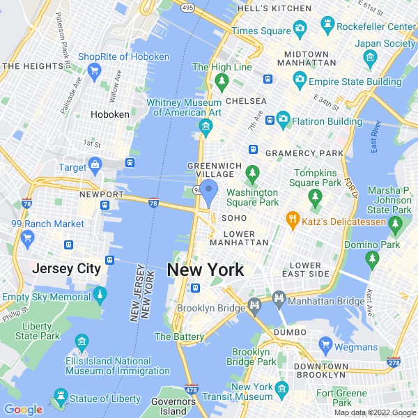 Cognitive Builder Faire New York Map