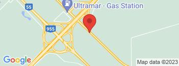 Google Map of 315+Rue+Des+Bouleaux%2CSainte-Eulalie%2CQuebec+G0Z+1E0