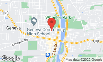 Map of 315 Ford Street GENEVA, IL 60134