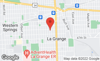 Map of 315 South Catherine Avenue LA GRANGE, IL 60525