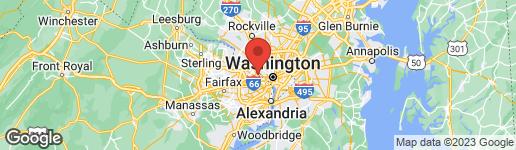 Map of 3163 POLLARD STREET N ARLINGTON, VA 22207