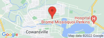 Google Map of 317+rue+principale%2CCowansville%2CQuebec+J2k+1J4