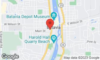 Map of 319 Main Street BATAVIA, IL 60510