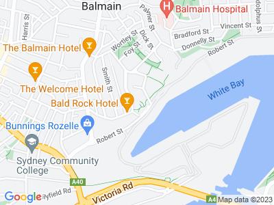 32/1 Batty Street, Balmain, NSW 2041