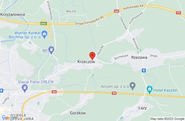Wyświetl Andrzej Płaczek,Chorg Andrzej Płaczek na mapie