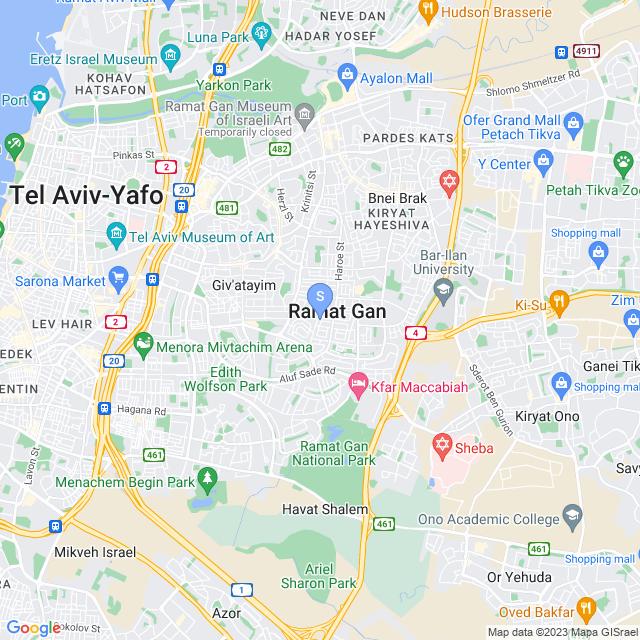 השר משה 21, רמת גן, ישראל