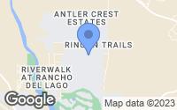 Map of Vail, AZ