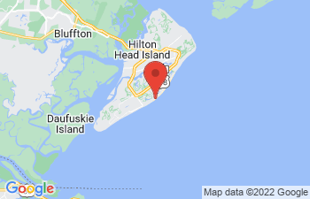 Map of Hilton Head Island