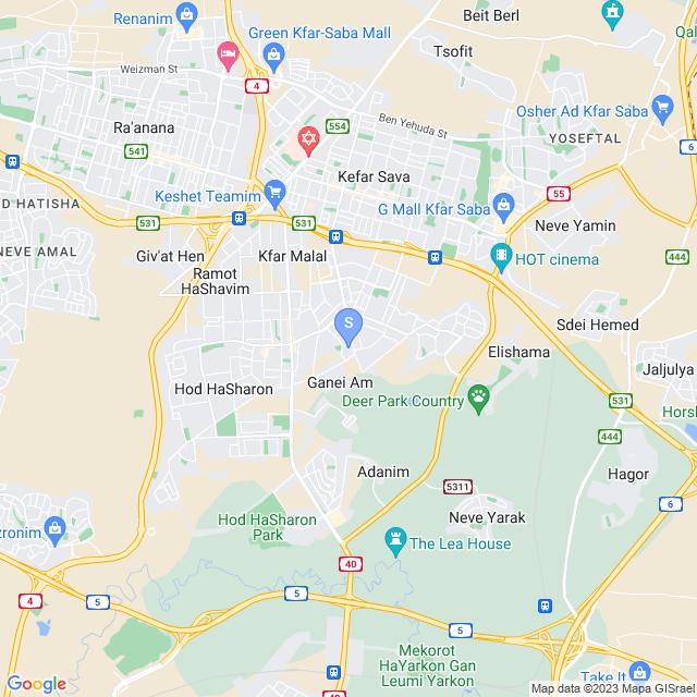 התפוח 2, הוד השרון, Israel