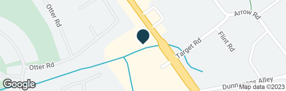 Google Map of11 PALMETTO BAY RD