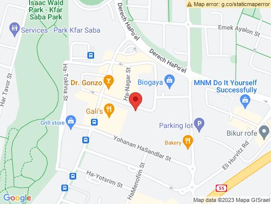 Google Map of דרך המוביל 9 כפר סבא ת.ד 7116