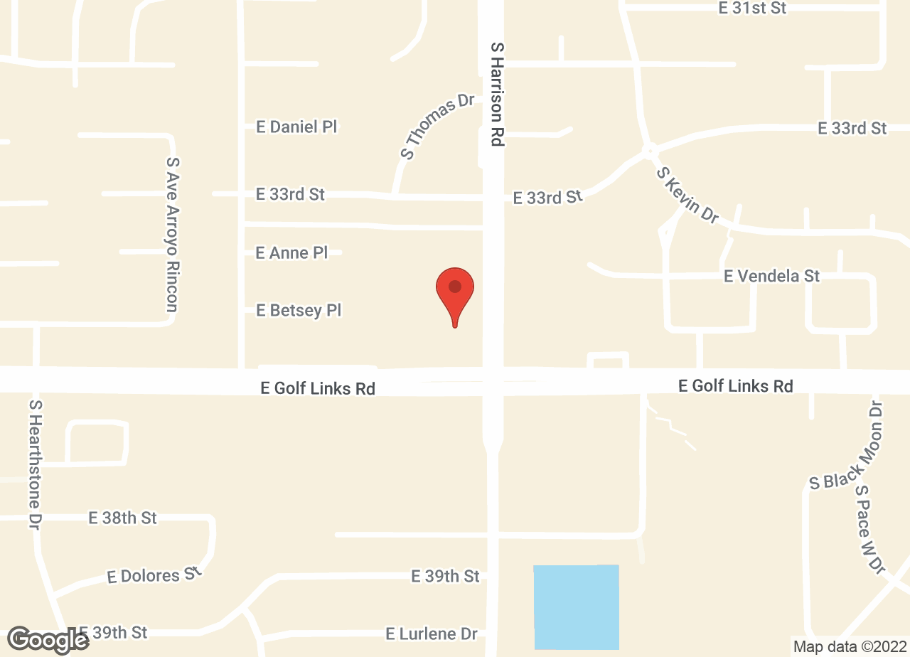 Google Map of VCA Animal Health Hospital