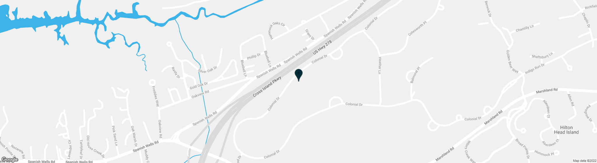 684  Colonial DRIVE Hilton Head Island SC 29926