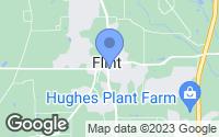 Map of Flint, TX