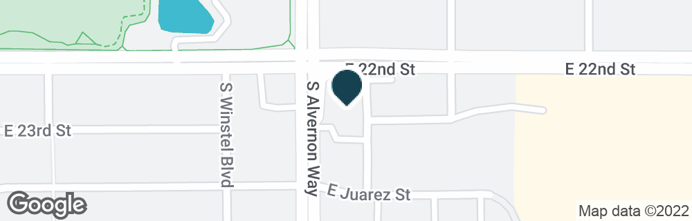 Google Map of3910 E 22ND ST