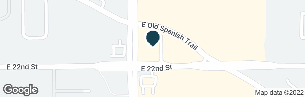 Google Map of1145 S HARRISON RD