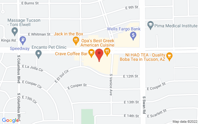 static image of 4560  E. Broadway Blvd , Suite 223, Tucson, Arizona