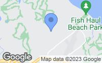 Map of Hilton Head Island, SC