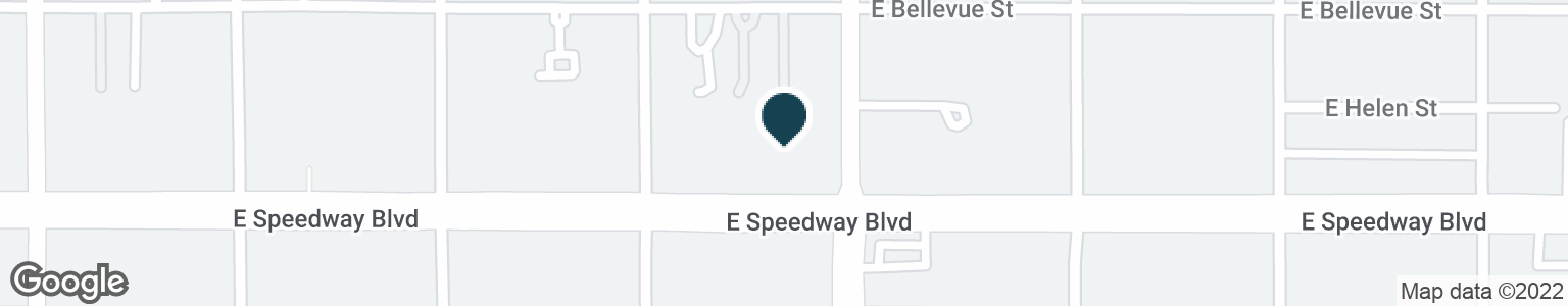 Google Map of5455 E SPEEDWAY BLVD