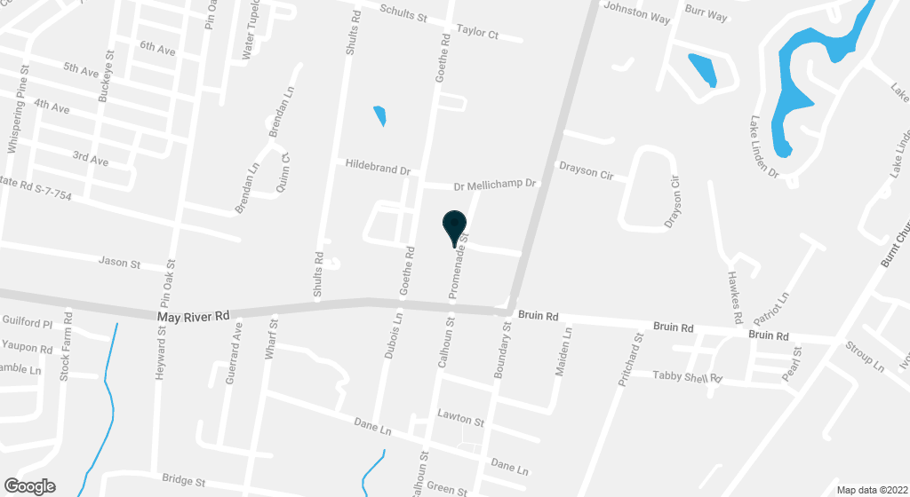 9  Promenade STREET  1221 #1221 Bluffton SC 29910