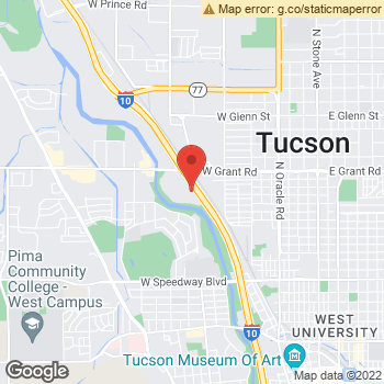 Map of Terminix at 2104 North Forbes, Tucson, AZ 85745