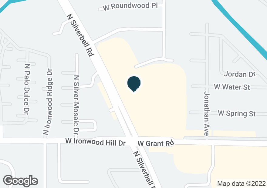 Google Map of2180 W GRANT RD