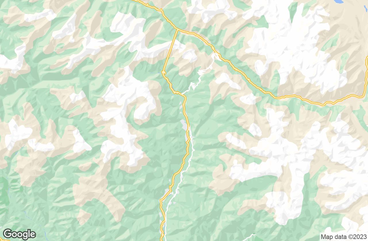 Google Map of منالي