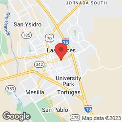 Cruces Gymnastics Academy on the map