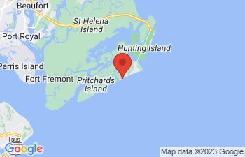 Map of Fripp Island