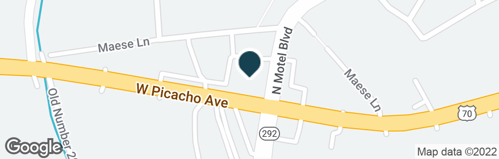 Google Map of2700 W PICACHO AVE