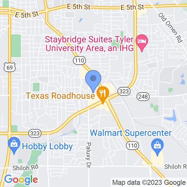 3414 Golden Rd, Tyler, TX 75701, USA