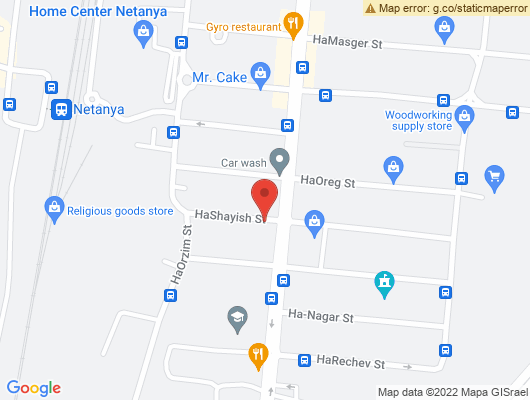 "Google Map of פנקס דוד 28, אזה""ת הישן, נתניה"