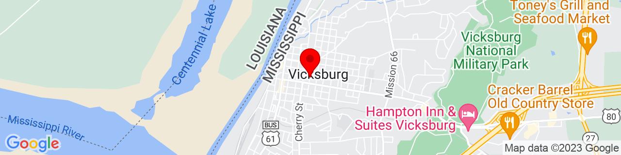 Google Map of 32.3503987, -90.8772695