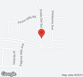 2522 Prado Del Sol Avenue