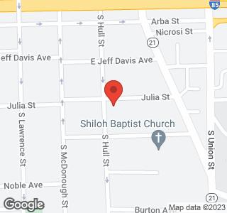 901 S Hull Street