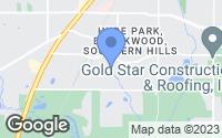 Map of Shreveport, LA