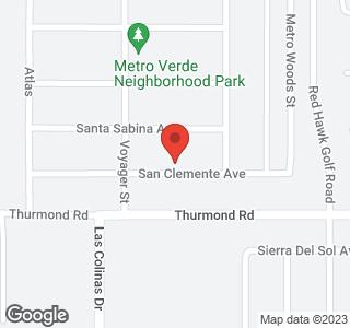 3661 San Clemente Avenue