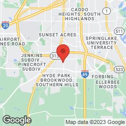 Cajun Electronic Repair Service on the map