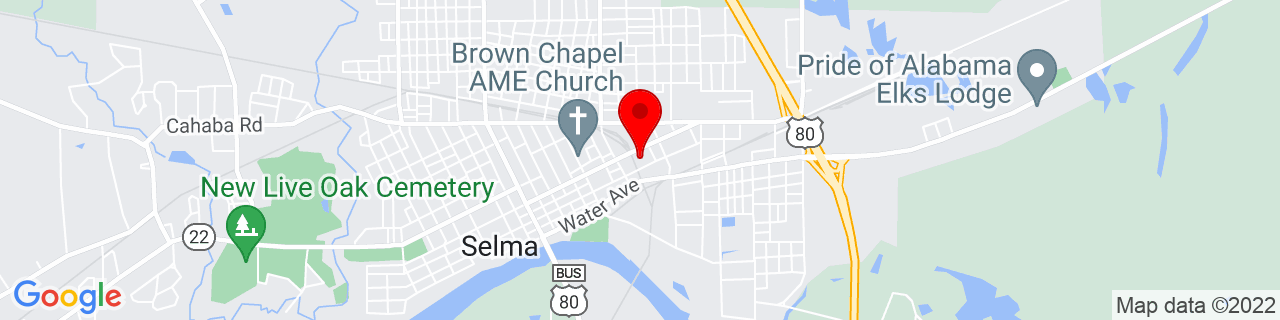 Google Map of 32.4122, -87.01089999999999