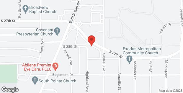 2800 Sayles Boulevard #10B Abilene TX 79605