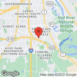 South Shreveport Dialysis Center on the map