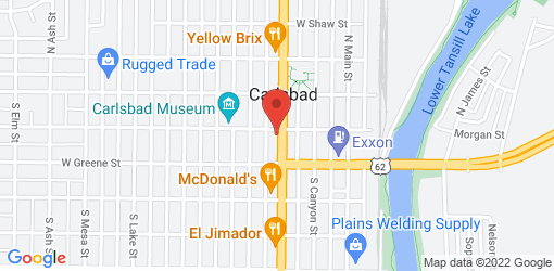 Directions to The Trinity Hotel & Restaurant