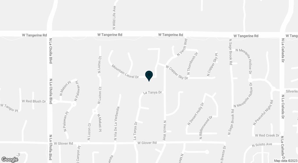 1795 W MOUNTAIN LAUREL Drive Tucson AZ 85737