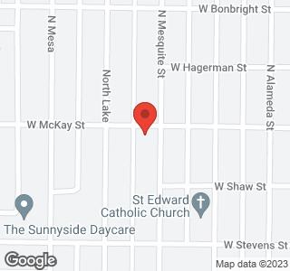 313 N. Mesquite Street