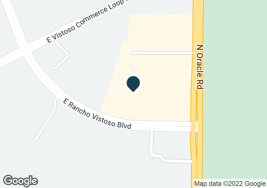 Google Map of12965 N ORACLE RD